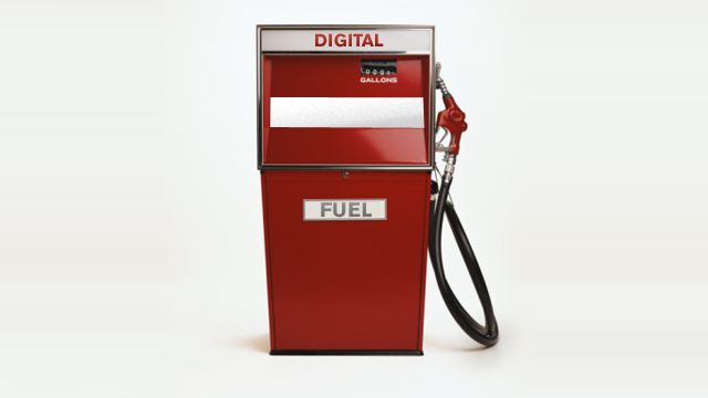 digital fuel pump